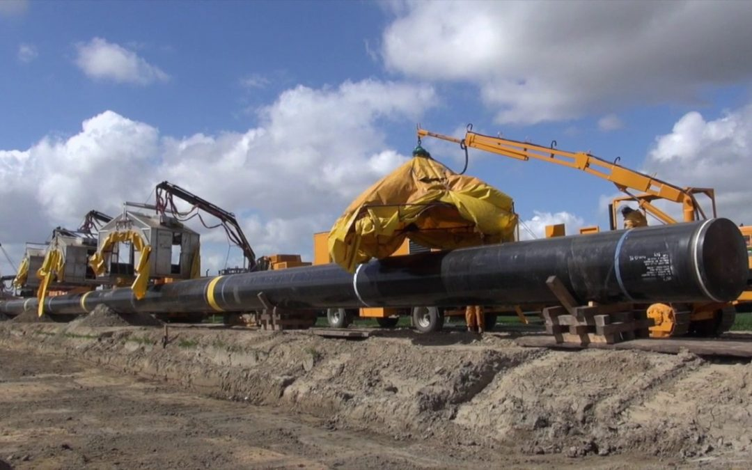 Baltic Pipe project by A.Hak
