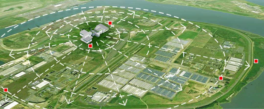 Stoomnetwerk Ecluse Antwerpen by A.Hak & Petrogas